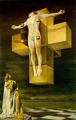 Corpus hipercubicus (Dalí)