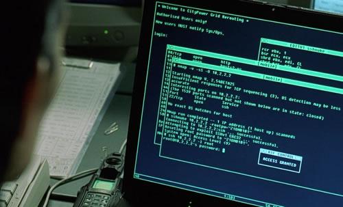 Hacking en Matrix