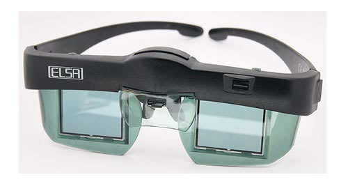 Gafas 3D ELSA