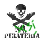 Sí a la piratería
