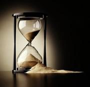 El reloj no se detiene