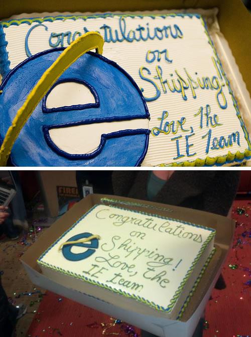 Las tartas para Firefox 3.0 y 4.0