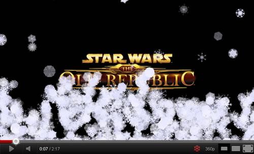 Nieve en YouTube