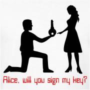 Alice y Bob