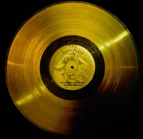 Disco de las Voyager; Cara A