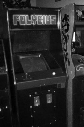Supuesta foto original de un arcade de 'Polybius'
