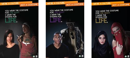 Carteles de la campaña de 2012