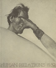 'Human relations' de William Mortensen (1932)