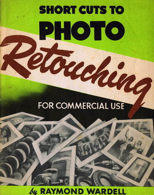 Portada del libro 'Short cut to photo retouching'