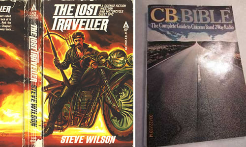 'The Lost Traveller' y 'CB Bible'