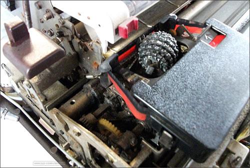 Sistema de impresión de bola