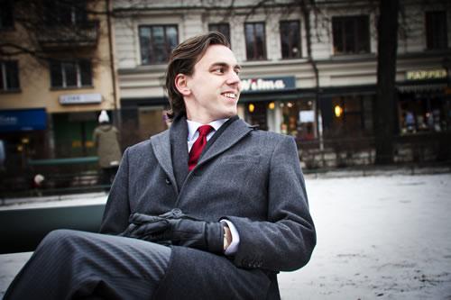 Adam Dunkels, el creador de Contiki