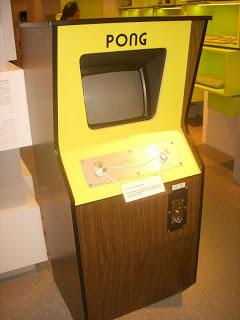 Arcade Pong original