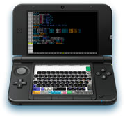 'SmileBASIC' en Nintendo 3DS