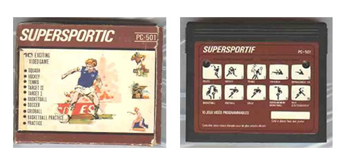 'Supersportic' o 'Supersportif'