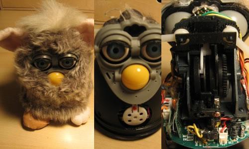 Destripando a Furby