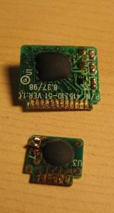CPU y sintetizador de voz
