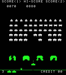 'Space Invaders'