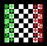 Videojuego de la consola Arcadia 2001