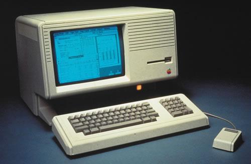 El Apple Lisa ya incluía doble clic