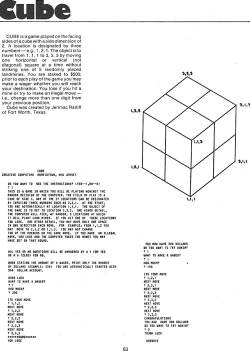 Planteamiento y ejemplo del juego (clic para ampliar)