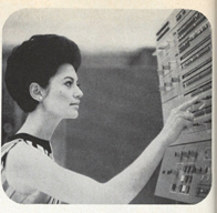 Ann Richardson, IBM (1967)