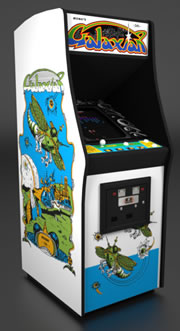 Arcade 'Galaxian'