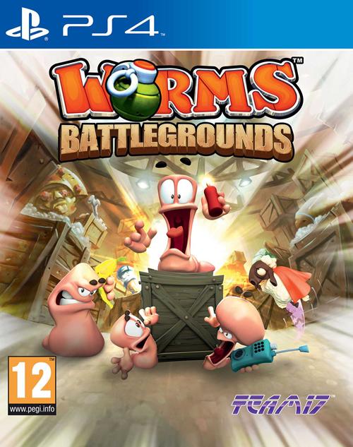El último 'Worms' (2014) hasta la fecha