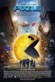 'Pixels' (2015)