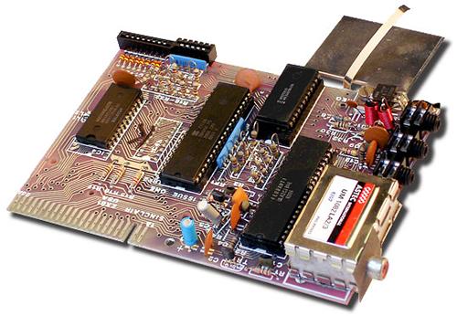 Placa del TS1000