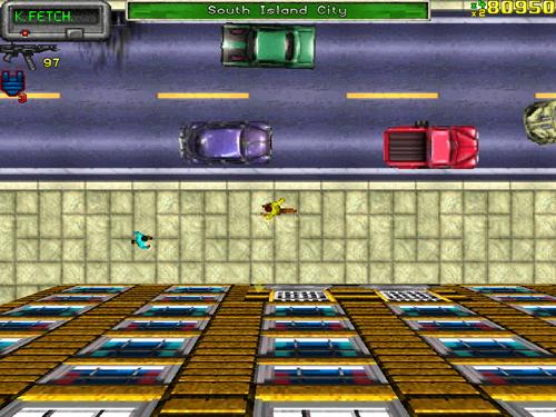 'Grand Theft Auto'