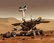 Curiosity en Marte