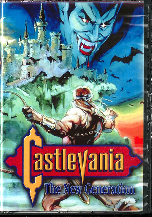 'Castlevania: The New Generation' ruso