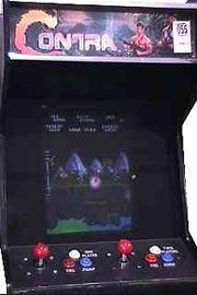 Arcade de 'Contra'