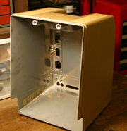 Carcasa de Macintosh firmada