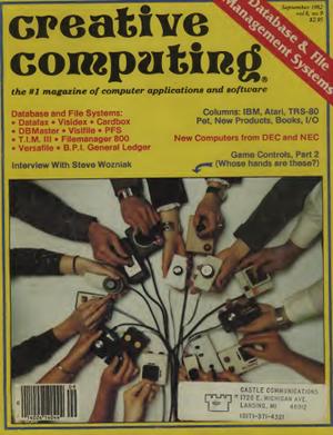 El número de 'Creative Computing' de la película