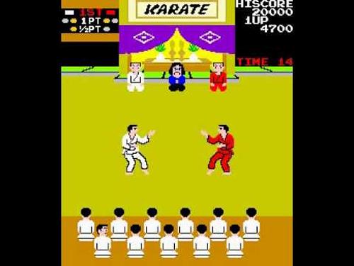 'Karate Champ'