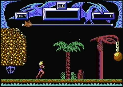 'Vixen' para Commodore 64