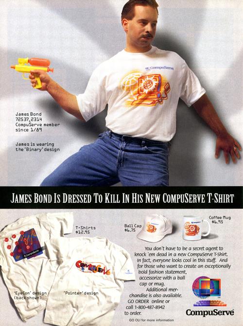 Publicidad de CompuServe (clic para ampliar)