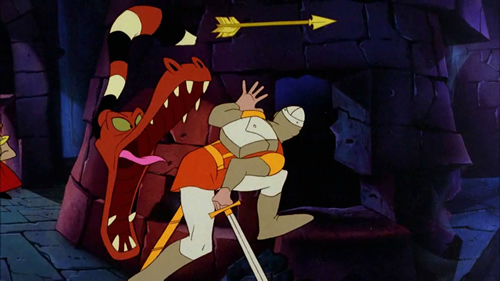 'Dragon's Lair'