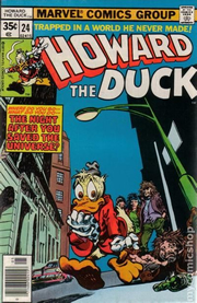 'Howard The Duck' (cómic)