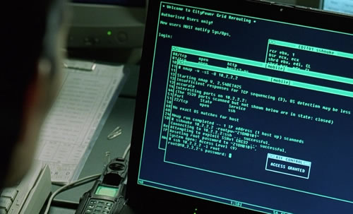 Hacking en Matrix