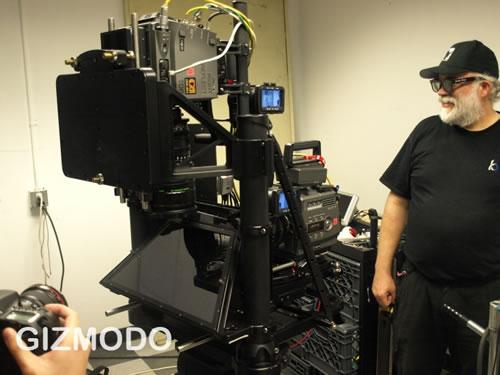 Sistema de cámaras 3D de Lucasfilm