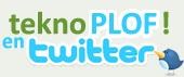 teknoPLOF! en Twitter