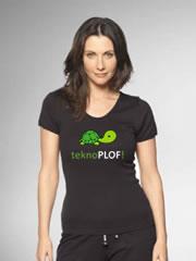 Camiseta teknoPLOF!