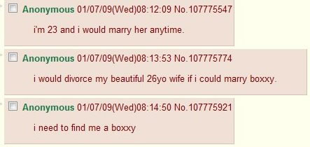 Amor confeso por Boxxy