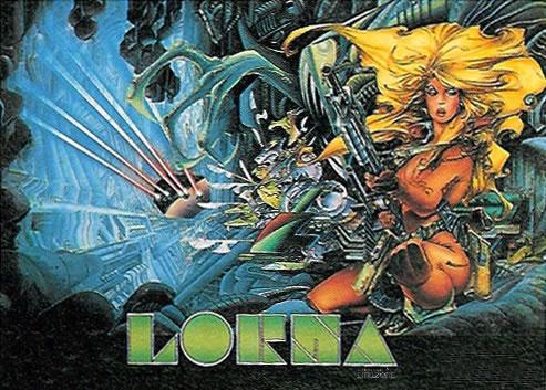 'Lorna'