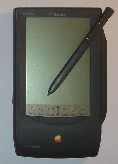 Newton (MessagePad) MP100 (el primero de la saga)
