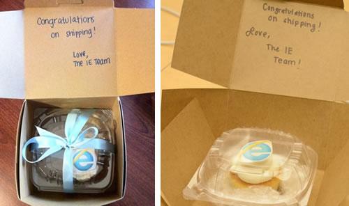 Los pastelitos para Firefox 5.0 y 6.0