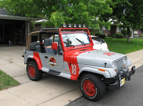 Jeep jurásico